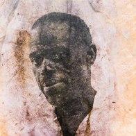 Guet Ndaru Mool II - Size: 50 x 50 cm. Price € 350.00